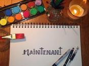 pouvoir couleurs est-il aussi grand celui mots? #créativité #journal #couleurs
