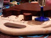 Gros gâteau moelleux fondant Chocolat