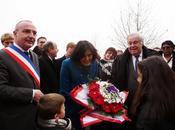 Myriam Khomri visite Val-de-Reuil hier malgré événements dramatiques survenus dans locaux Charlie-Hebdo