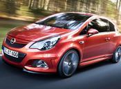 Nouvelle Opel Corsa nouveau