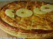 Galette rois Coco Ananas