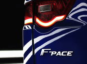 MOTEUR F-SPACE nouveau crossover Jaguar