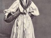 costume sables d'olonne (vendee)