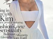 Kardashian couv' Vogue Australia mois Février 2015...