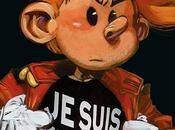 Spirou Magazine auteurs rendent hommage Charlie Hebdo