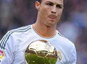 Fifa Ballon d'Or passe trois pour Cristiano Ronaldo