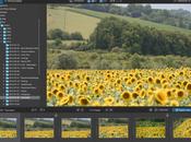Journal d'un photographe Interface d'Optics