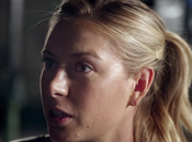 Dans tête Maria Sharapova