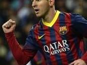 Lionel Messi inattendu