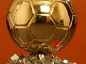 finalistes Ballon d'Or 2014 prennent pose