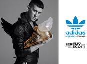 flacon-sneakers pour parfum adidas Jeremy Scott