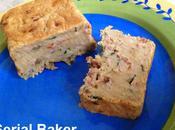 Cake salé sans oeuf tofu soyeux