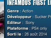 [TEST] inFamous First Light (PS4)