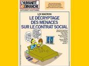 Macron décryptage menaces contrat social