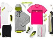 ambassadeurs Nike tout couleurs pour l'Open d'Australie