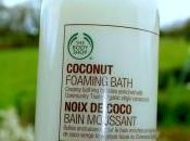 bain dimanche avec Body Shop Bain Moussant noix coco