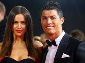 Irina Shayk terme relation cinq avec Cristiano Ronaldo