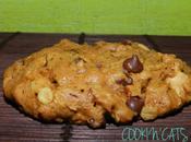 BISCUITS AVOINE BEURRE CACAHUETES (sans lait, sans gluten)