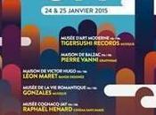 Evénement dessinateurs l'honneur dans musées Paris janvier rendez-vous PARIS MUSEES GRATUIT