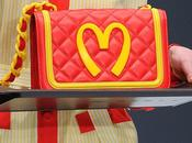 collaboration Chanel McDonald's