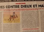 L'équipe Charlie Hebdo avant juste d'embrasser mort avait poussé d'alarme l'esclavage Mauritanie