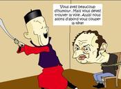 L'humour français Fluide Glacial n'amuse Chine plus