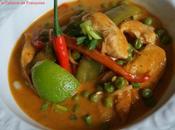 Poulet Curry Thaï Lait Coco
