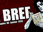 Bref Kiosques Urban Comics Janvier 2015