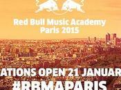 Bull Music Academy débarque pour 1ère fois Paris, inscriptions sont ouvertes