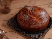 Zébra Cake Lait Concentré Sucré Drôle Tête