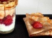 cône crêpe pistache-fraise crème chocolat blanc