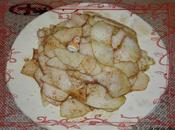 Galette rois pommes cannelle