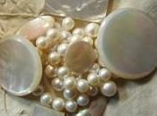 bijoux CreaChriss collection MOTHER PEARL