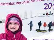 Festi-Glisse janvier 2015 Parc Pointe-aux-Lièvres