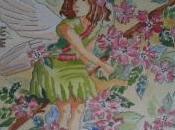 Affiche conte vintage l'aquarelle