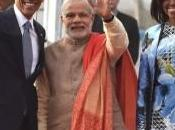 anniversaire République indienne, Barack Obama invité d'honneur