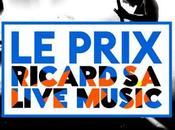 Prix Live Music annonce finalistes