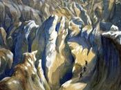 mont Blanc ruine