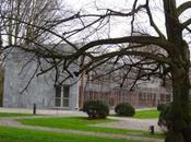 Inauguration l'aile Launoit chapelle musicale Reine Elisabeth Waterloo- janvier 2015.