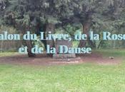 Salon Livre, Rose Danse, Avril Parc Rimbaud Montpellier