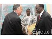 Burkina-UE partenariat beau fixe