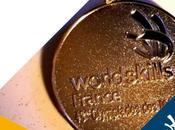 jeunes alsaciens montent podium 43èmes Finales Nationales WorldSkills Competition