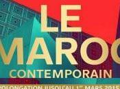 Institut Monde Arabe Maroc contemporain jusqu'au Mars 2015
