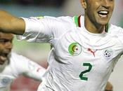 Madjid Bougherra quitte l'équipe d'Algérie