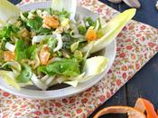 Salade d'endive clémentine