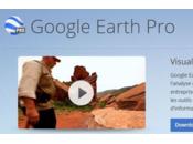 Google Earth devient gratuit