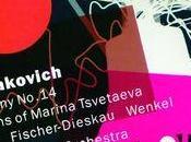 Michèle Finck [Chostakovitch, Tsvetaïeva, Akhmatova]