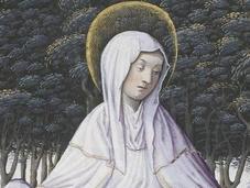 Sainte Véronique, passion Christ poster