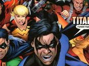 Titans: voici composition l'équipe!