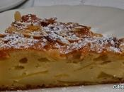 Gâteau Pommes Mascarpone.